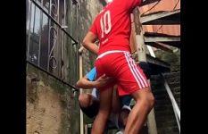 Flagrante Novinho Gay Chupando Gostoso o Amigo Na Construção